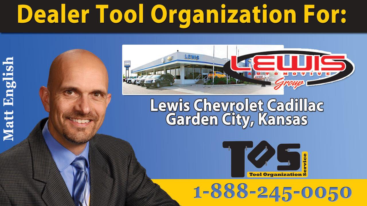 Organize Tools Chevrolet Dealerships