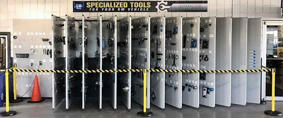 Benefits of Specialized Tools Organization