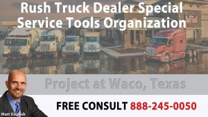 Intro to Rush Truck Tool Inventory Video