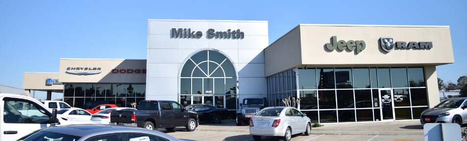 Mike Smith Chrysler Jeep Dodge Ram - Outside View