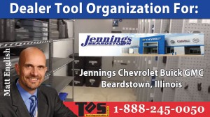 Jennings Beardstown Tool Organization