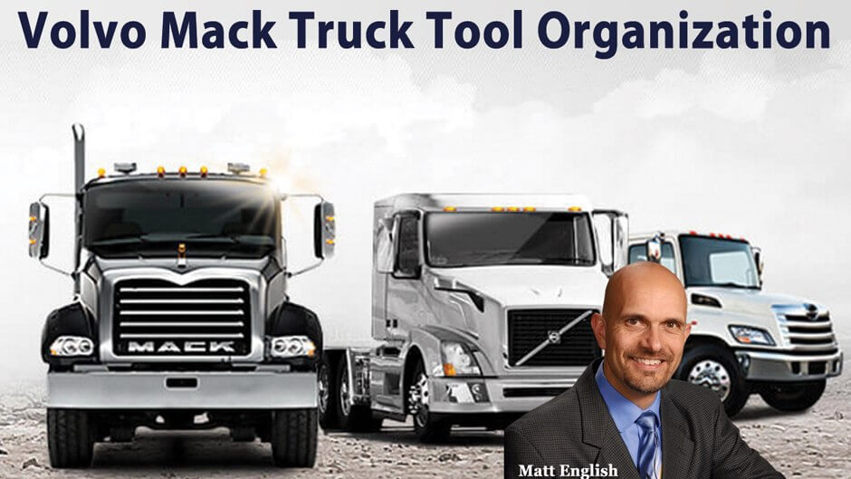 Volvo Mack Truck Tool Organization • Tool Organization Service