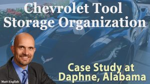 Chevrolet Tool Storage Organization - 888.245.0050 - GM Tool Storage Inventory