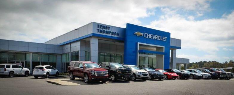 External Photo of Terry Thomspon Chevrolet