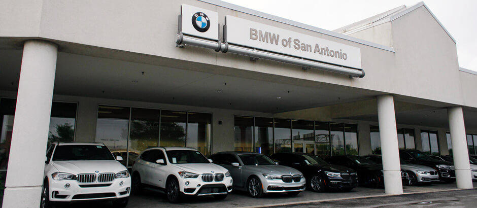 BMW of San Antonio TX