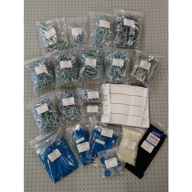 J-38780-PSC – Large Organization / Accessory Kit