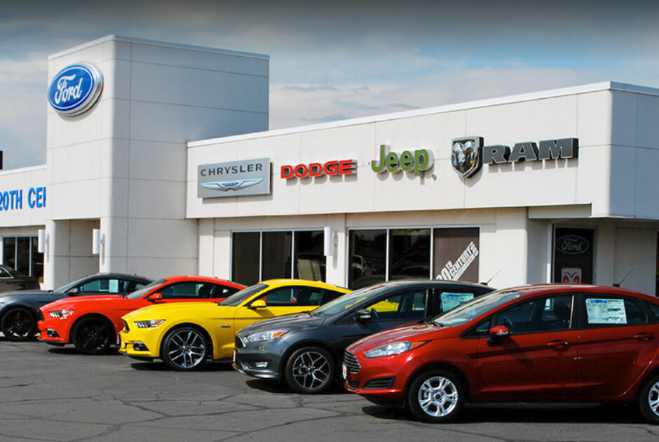 Boise Ford Car Dealerships