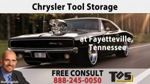 Image of Dodge Charger - Chrysler Tool Storage