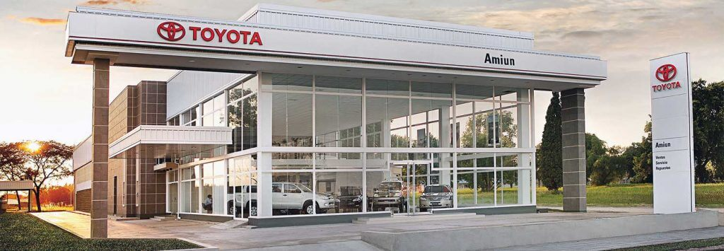 Amiun Official Toyota Dealership