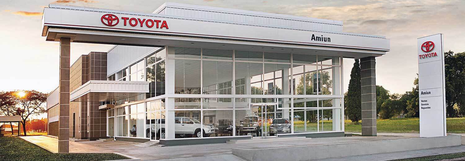 Amiun Official Toyota Dealership