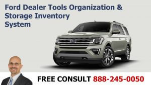 Video Intro for Ford Dealer Tool Organization at Brownsburg, Indiana
