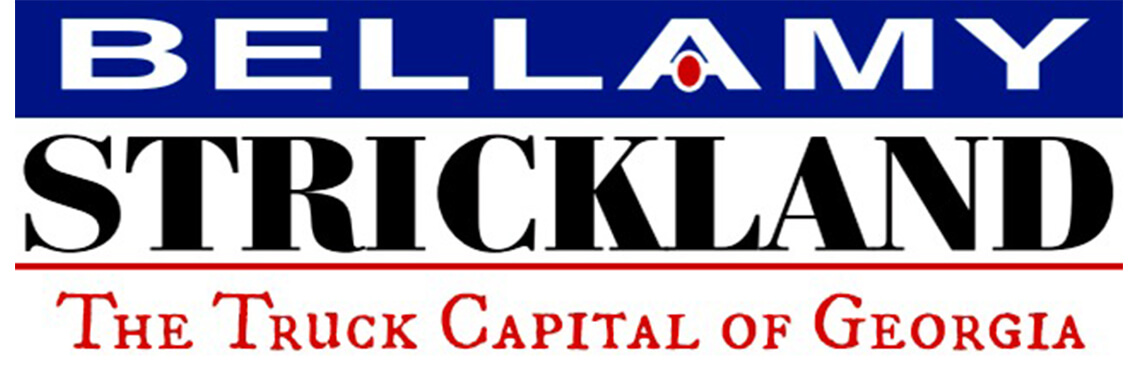 Bellamy Strickland Chevy Buick GMC logo